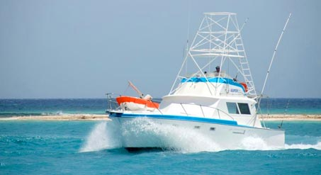 St Kitts Boat, Yacht & Fishing Charters